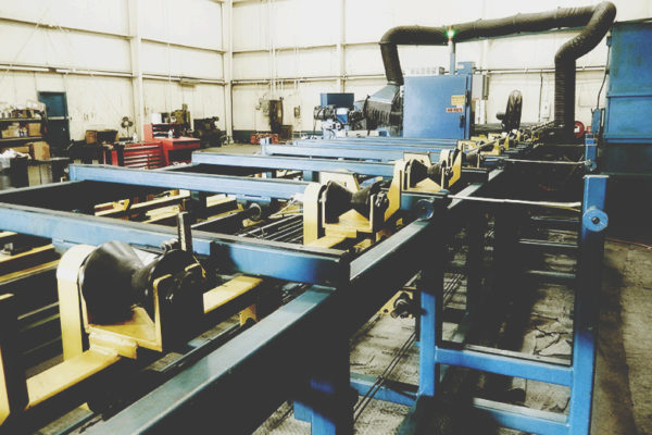 Electro-Tech Centerless Grinding Bar Feeding Fixture