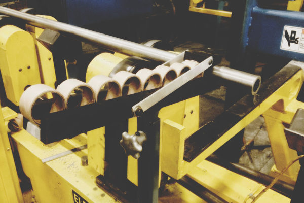 Electro-Tech Centerless Grinding Bar Collering