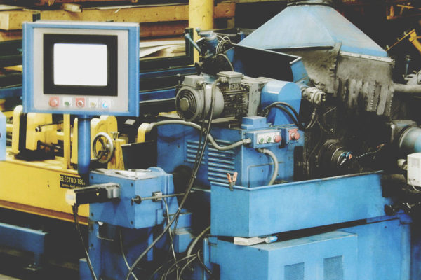 Electro-Tech Centerless Grinding Turn Key